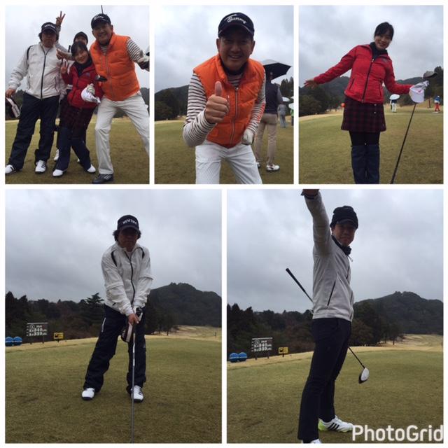 横浜ゴルフスクール中島スクールコンペ/2017年4月1日