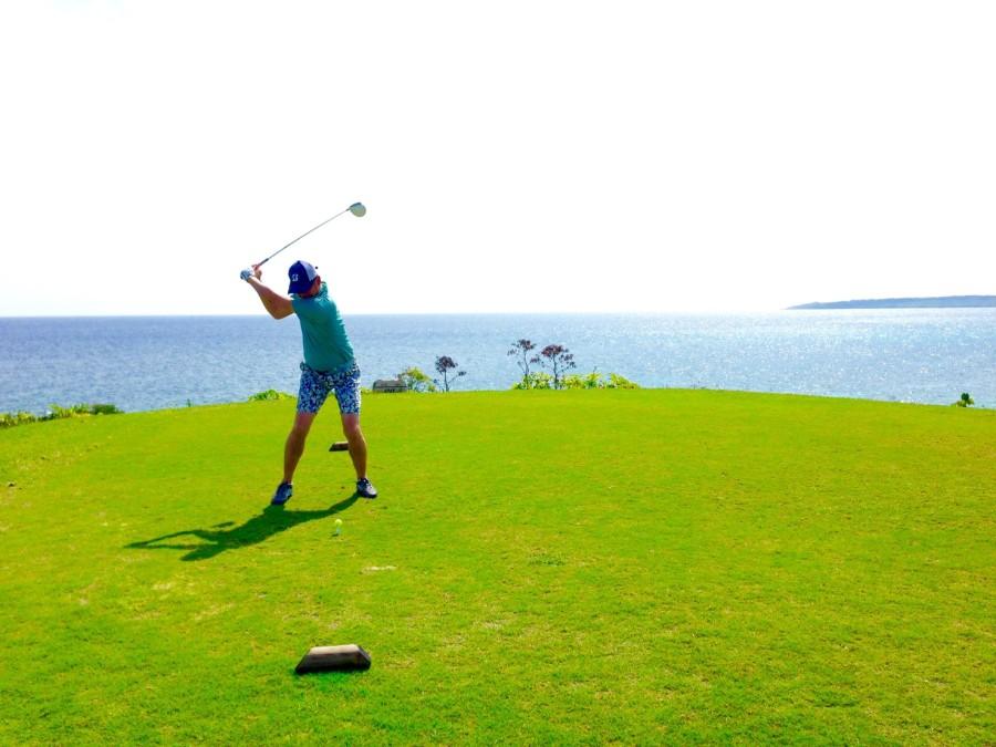 ジャパンPGAゴルフクラブ/コースレッスン2017年6月6日