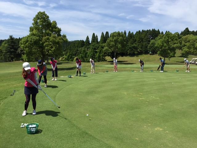初心者限定ゴルフ体験会開催/2017年10月1日