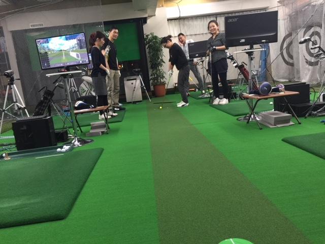 横浜ゴルフスクール中島/パター大会2017年10月 最終結果