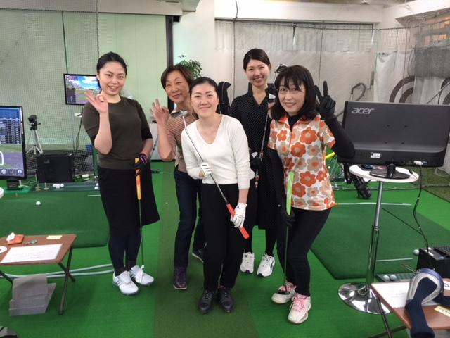 横浜ゴルフスクール中島パター大会/2018年3月19日