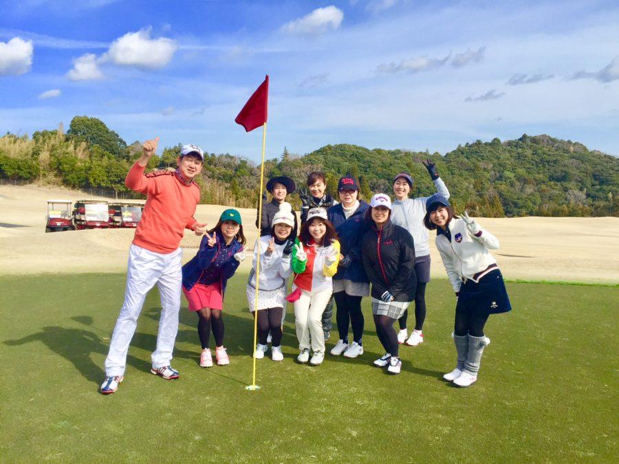 初心者限定ゴルフ体験会開催/2018年6月2日(土)