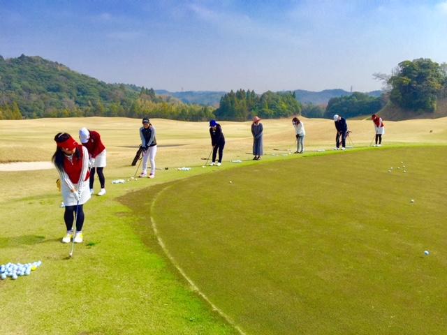 初心者限定ゴルフ体験会/横浜ゴルフスクール中島2018年3月27日(火)
