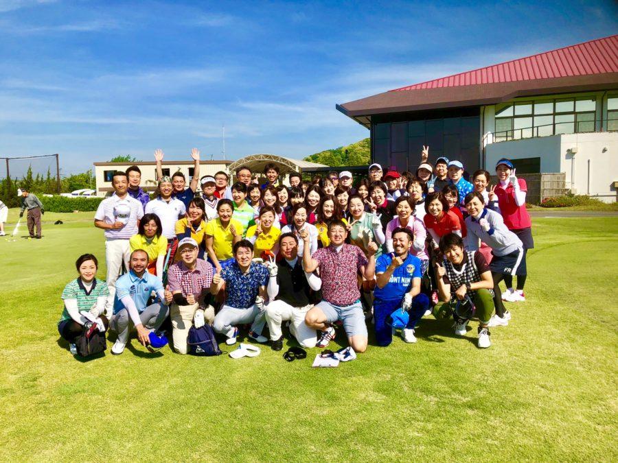 横浜ゴルフスクール中島スクールコンペ2018年5月12日