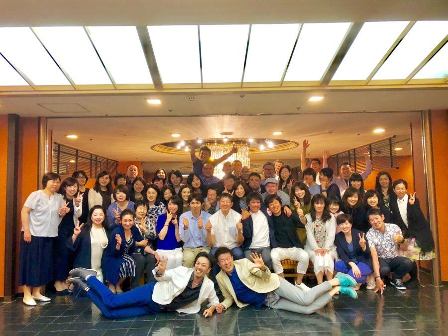 横浜ゴルフスクール中島スクールコンペ 表彰式&大宴会2018年5月12日