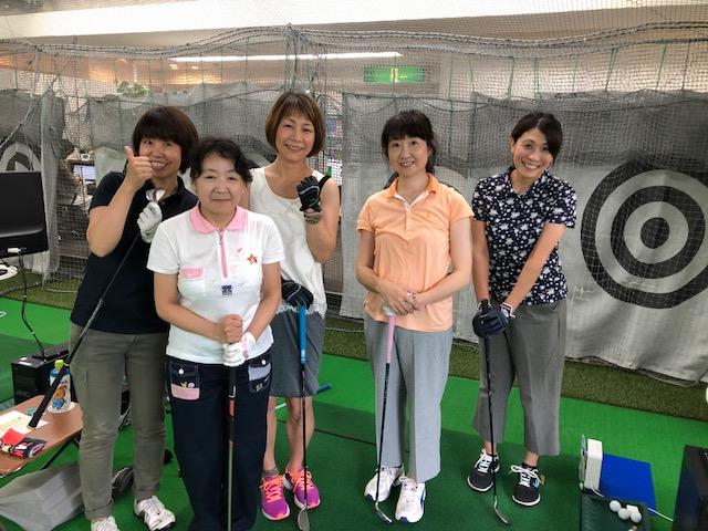 横浜ゴルフスクール中島アプローチ大会2018年5月5日目