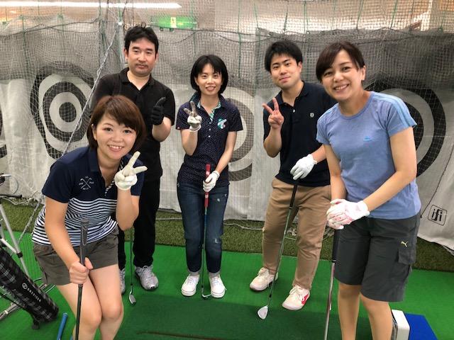 横浜ゴルフスクール中島アプローチ大会2018年5月6日目