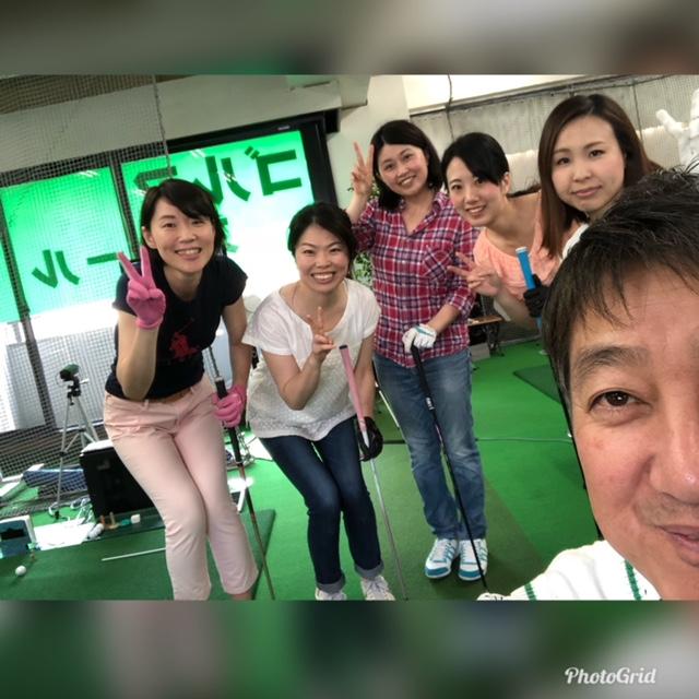 横浜ゴルフスクール中島アプローチ大会2018年5月最終日