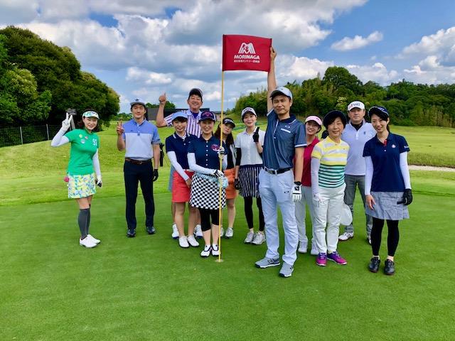 初心者限定ゴルフ体験会開催/2018年9月30日