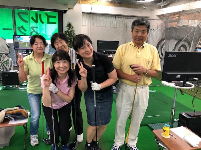横浜ゴルフスクール中島ドラコン大会2018年6月 結果発表!!