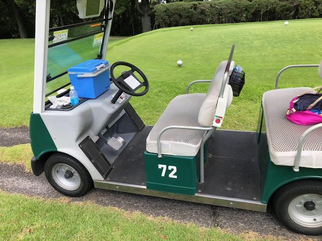 市原ゴルフクラブ/コースレッスン2018年7月10日、11日