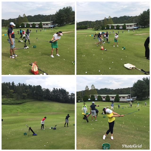 9ホールコースレッスン/市原ゴルフクラブ市原コース2018年9月1日