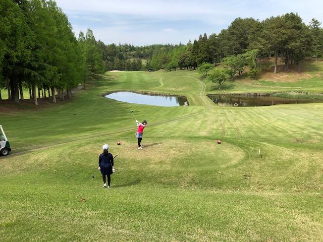 ベスト更新!!/市原ゴルフクラブ市原コース 2019年5月3日