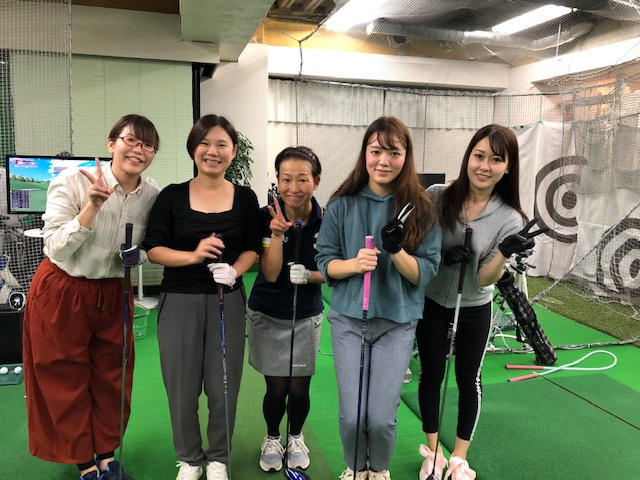 横浜ゴルフスクール中島ドラコン大会2019年11月 最終結果!!
