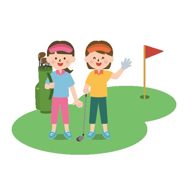ゴルフ場に行く際の持ち物①道具編